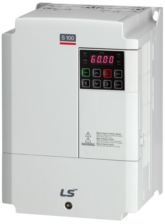 LS ELECTRIC (S100) - 4kW, 3ph, 400Vac