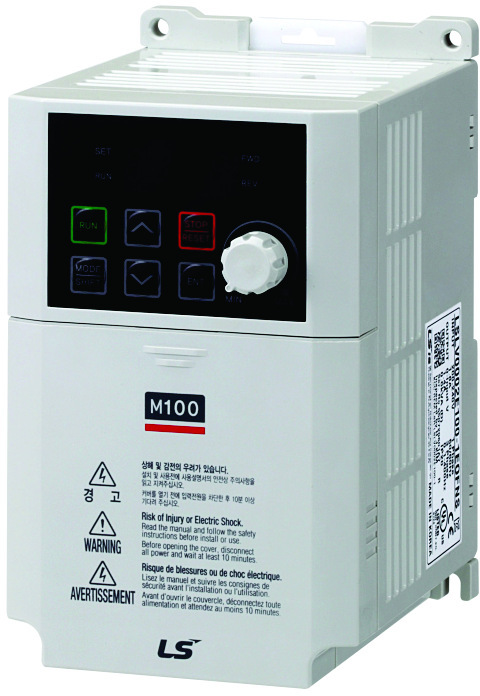 LS ELECTRIC (M100) -  0.75kW, 1ph, 230Vac