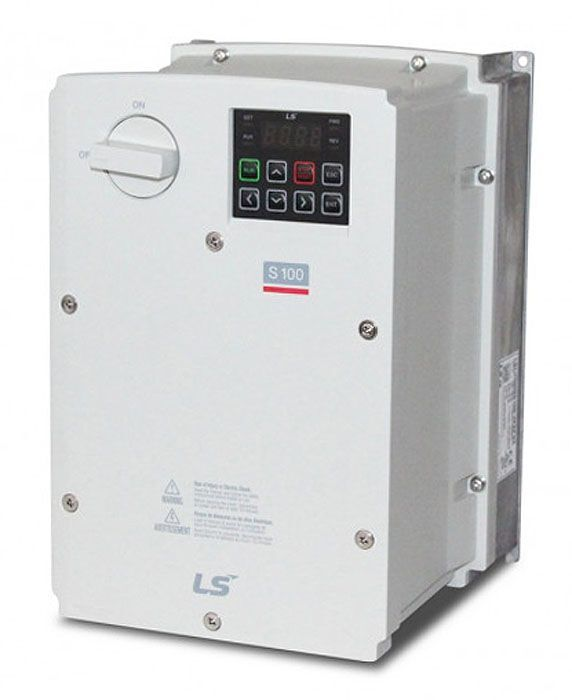 LS ELECTRIC (S100) -22kW, 3ph, 400Vac, IP66